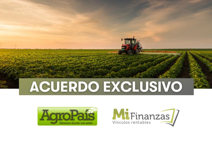 Acuerdo MiFinanzas Agropaís