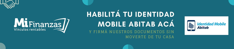 Identidad Mobile Abitab