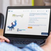Firmá tus documentos de MiFinanzas con Identidad Mobile Abitab